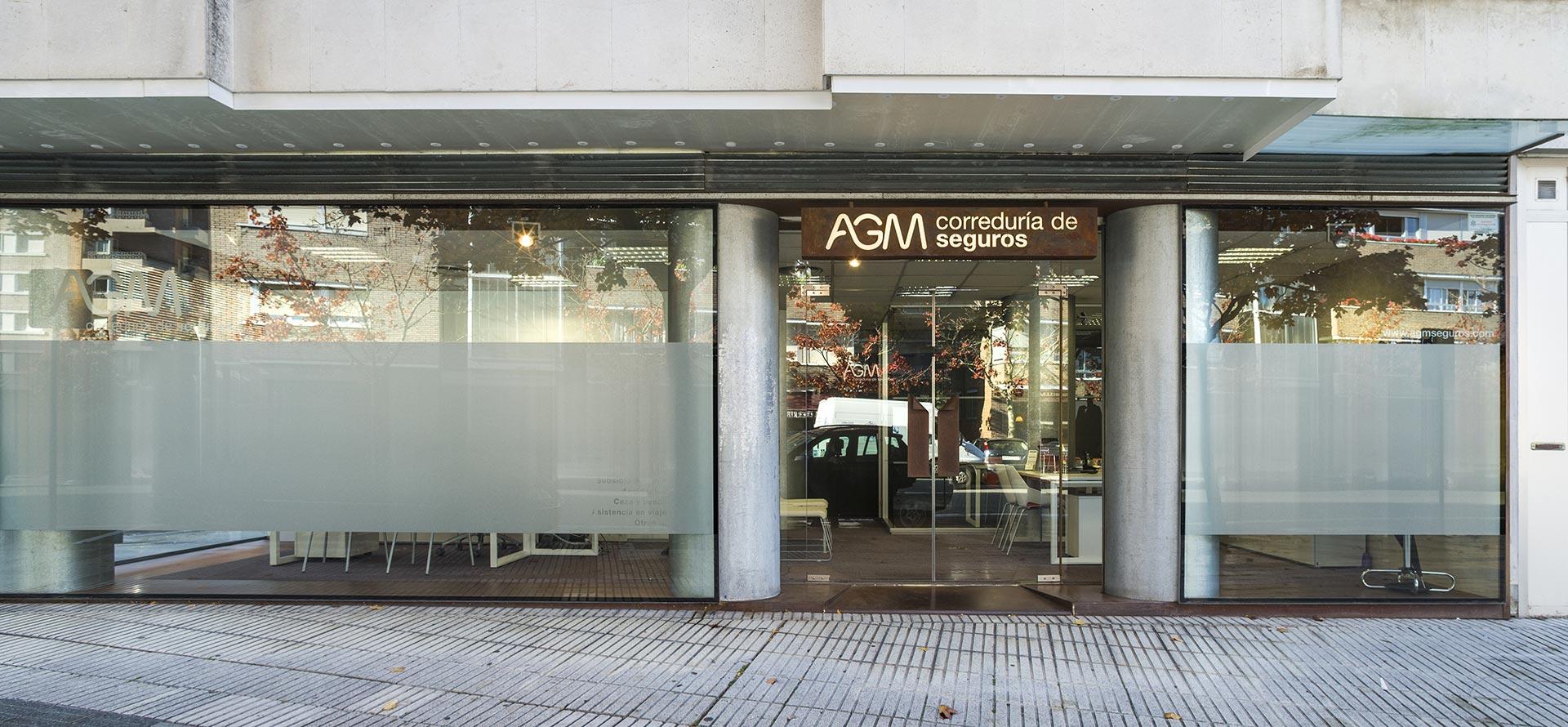AGM Correduría de Seguros en Pamplona.